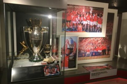 Arsenal FC Museum London