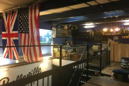 Belleville Brewery London