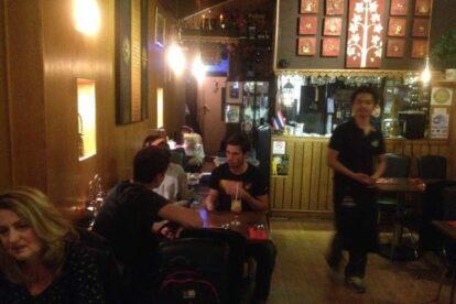 Blue Moon Thai Cafe London