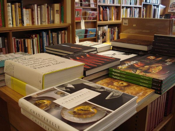 Books for Cooks London