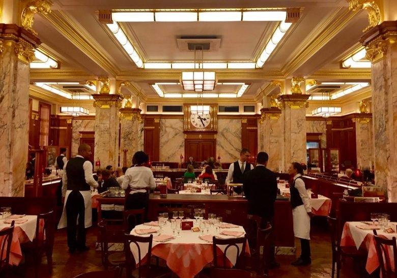 Brasserie Zédel London