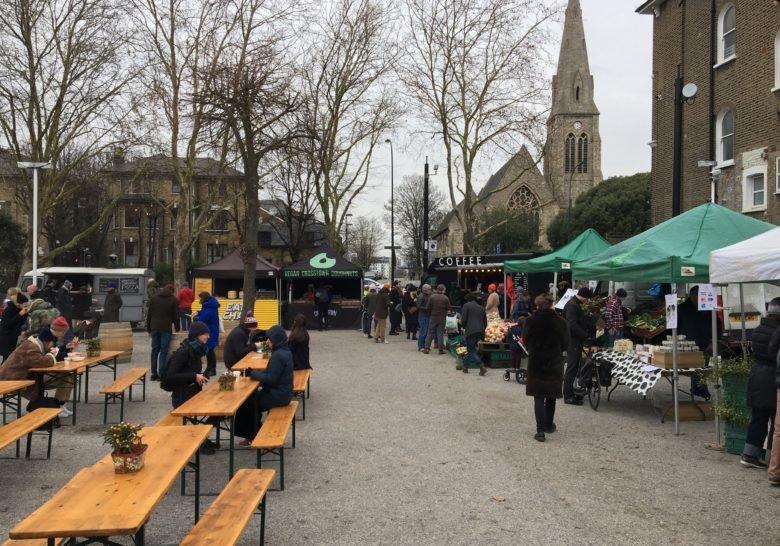 Brockley Market London