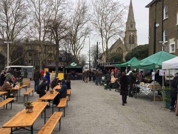 Brockley Market – A perfectly curated weekly market