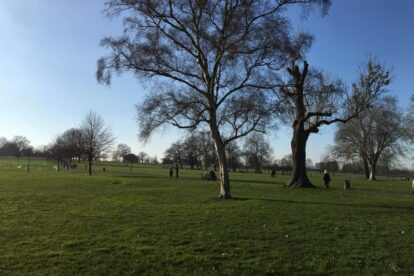 Brockwell Park and Lido London