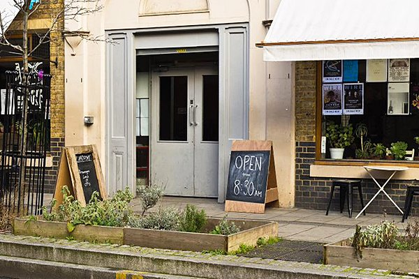 Cafe Oto London