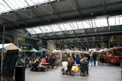 Canopy Market – Independent food and wares