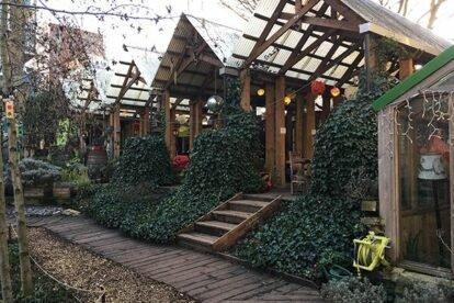 Dalston Eastern Curve Garden – The secret garden