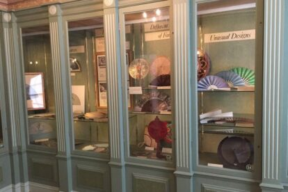 Fan Museum – Cool and chic