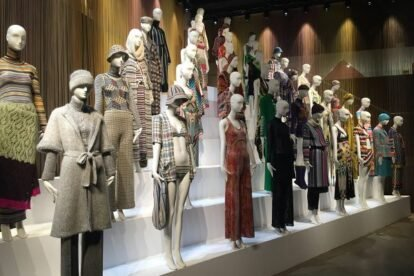 Fashion and Textile Museum London
