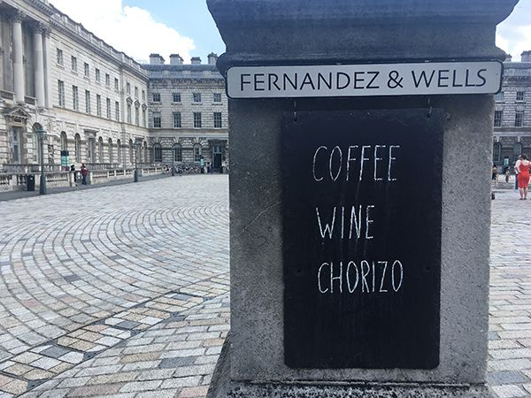 Fernandez & Wells London