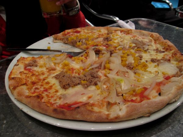 ICCO Pizzeria London