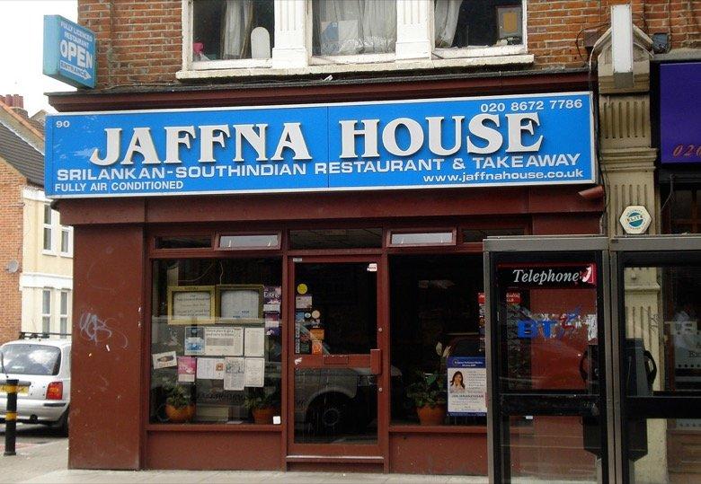 Jaffna House London