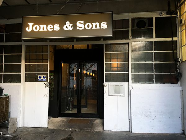 Jones & Sons London