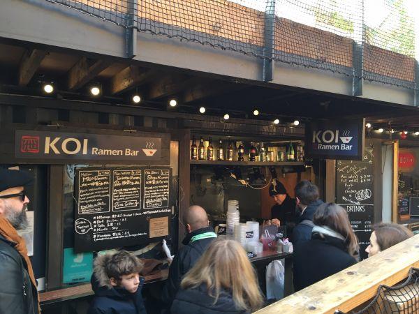 Koi Ramen Bar London