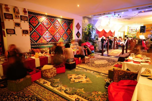 Kyrgyz Kazakh London
