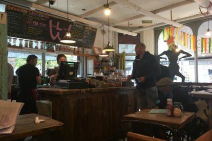 Love Walk Cafe London