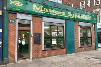 Masters Superfish London