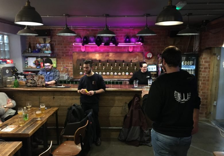 Mondo Brewery London