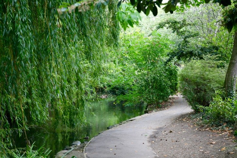 New River Walk London
