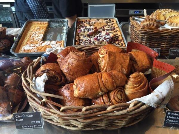 Nordic Bakery London