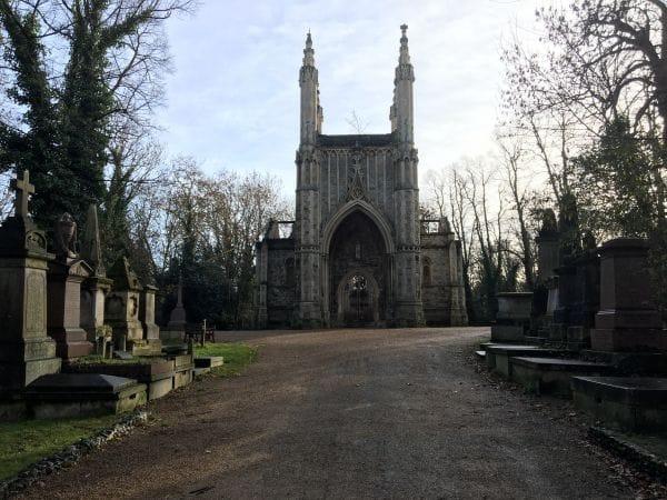 Nunhead Cemetery London