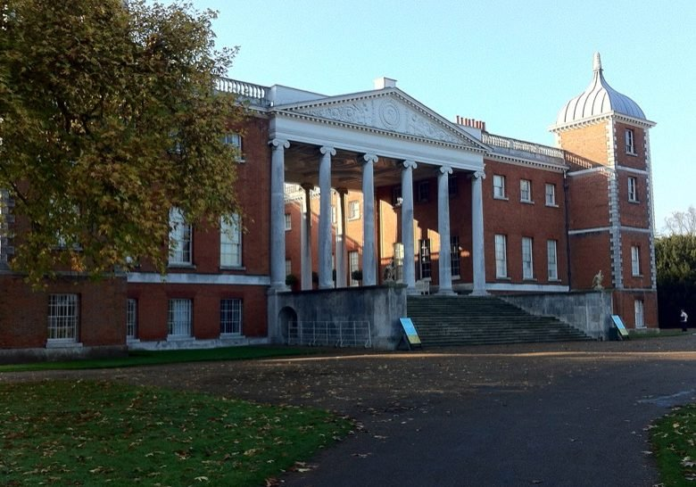 Osterley House and Park London