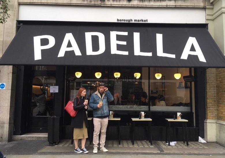 Padella London