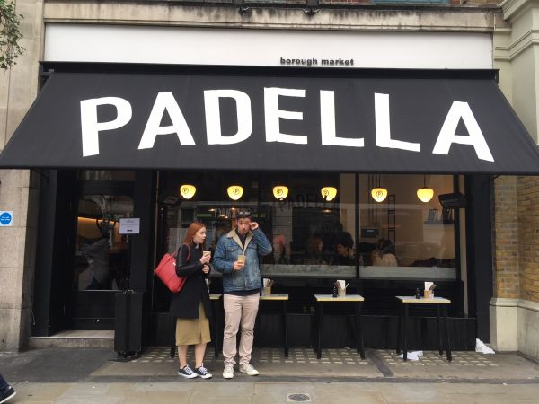 Padella London