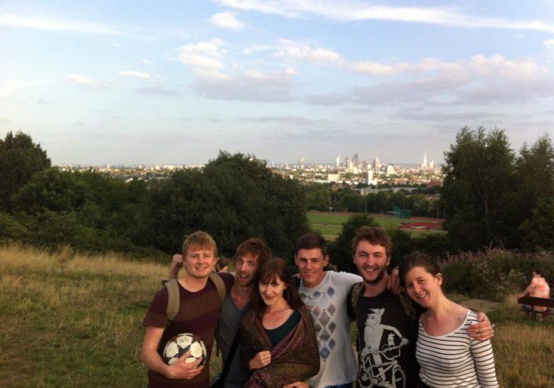 Parliament Hill London