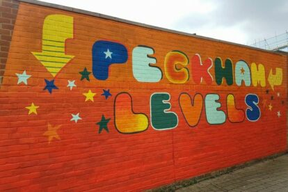 Peckham Levels London