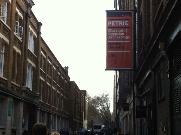 Petrie Museum London