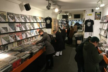 Reckless Records London