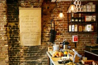 Saint Espresso & Kitchen London