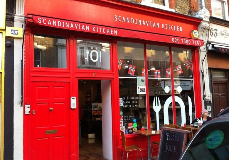 Scandinavian Kitchen London