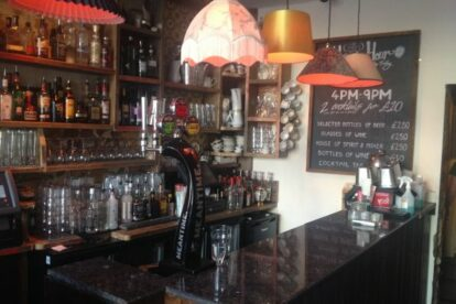 Simmons Bar London