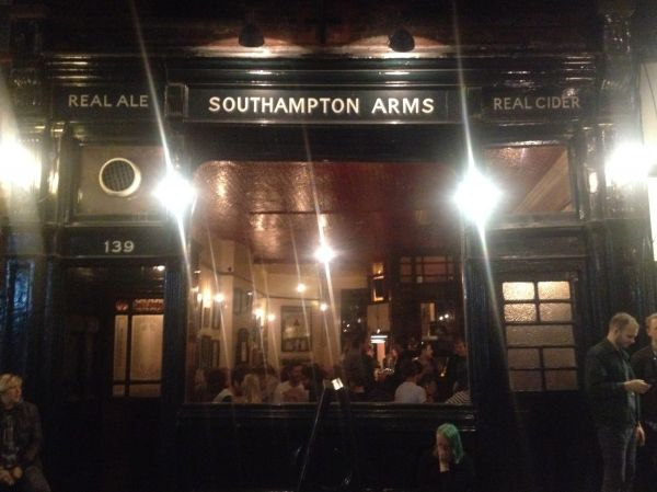 Southampton Arms London