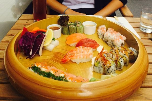 Sticks'n'Sushi London