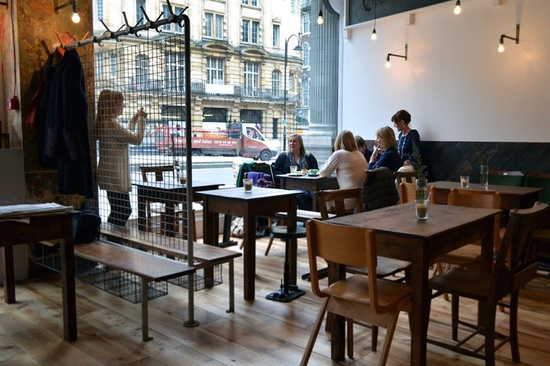The Espresso Room London