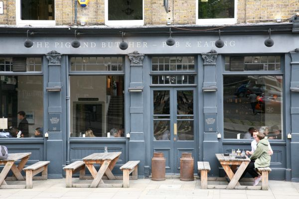 The Pig and Butcher London