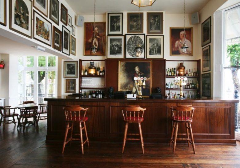 The Trafalgar Tavern London