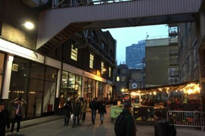 The Truman Brewery London