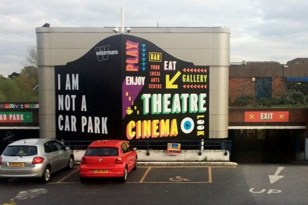 The Watermans Centre – Quirky riverside cinema