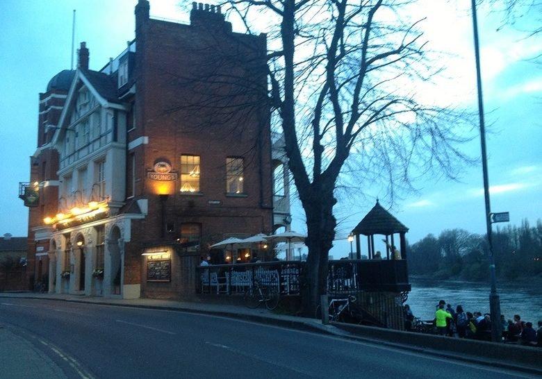 The White Hart London