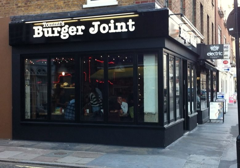 Tommi's Burger Joint London