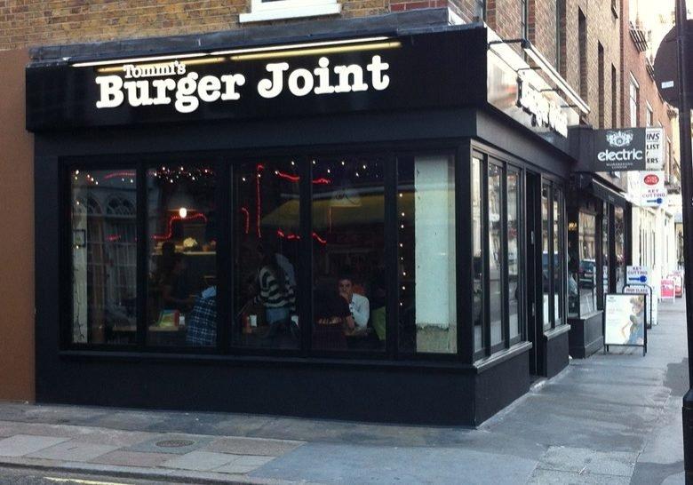 Tommi's Burger Joint London