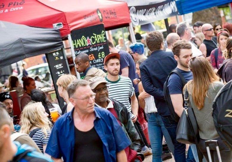 Tottenham Green Market London