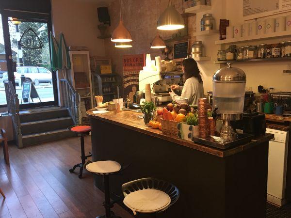 Tri Prana Cafe London