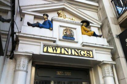 Twinings Tea Shop and Museum London