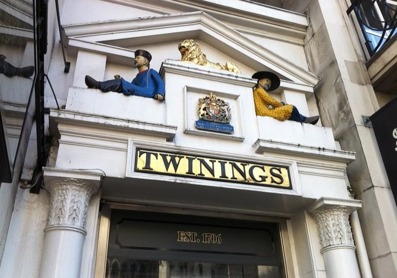 Twinings Tea Shop and Museum London