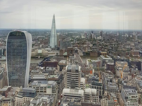 Vertigo 42 London